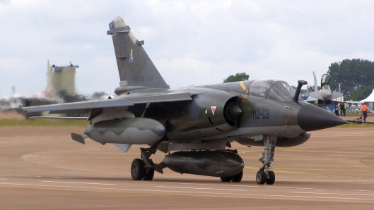 French Mirage F1